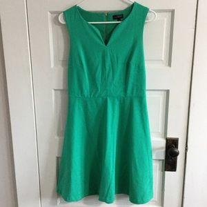 The Limited Dress Sleeveless V Neck Women's Small